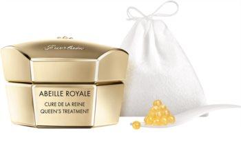 GUERLAIN Abeille Royale Queen's Treatment възстановяваща интензивна грижа за уморена кожа
