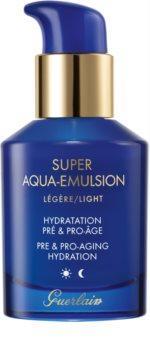 GUERLAIN Super Aqua Emulsion Light emulsie hidratantă lejeră