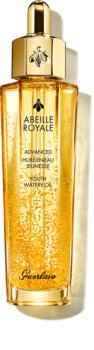 GUERLAIN Abeille Royale Advanced Youth Watery Oil Olieserum Lysnende og udglattende effekt