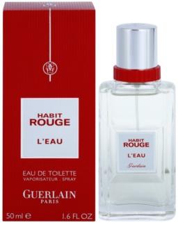 Guerlain Habit Rouge L'Eau eau de toilette for Men