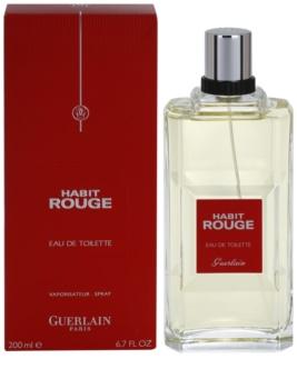 Guerlain Habit Rouge toaletní voda pro muže