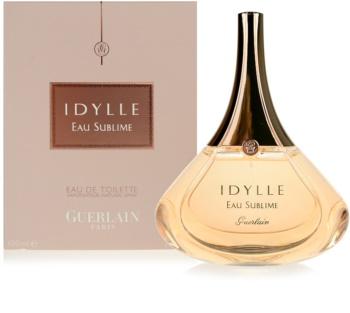 Guerlain Idylle Eau Sublime eau de toillete για γυναίκες