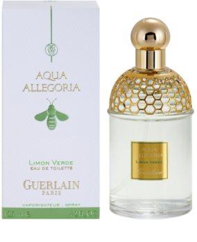 Guerlain Aqua Allegoria Limon Verde toaletná voda unisex