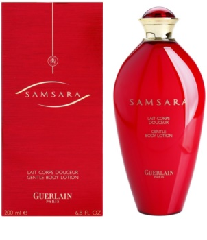 GUERLAIN Samsara leite corporal para mulheres 200 ml
