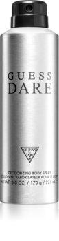 Guess Dare deodorant ve spreji pro muže