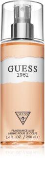 Guess 1981 telový sprej pre ženy