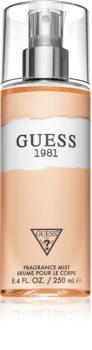 Guess 1981 tělový sprej pro ženy