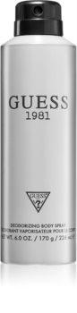 Guess 1981 Deodorant Spray für Herren