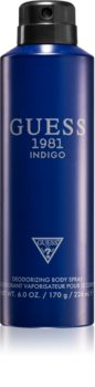 Guess 1981 Indigo Deodorant Spray for Men