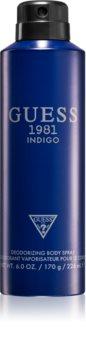 Guess 1981 Indigo Deodorant Spray für Herren