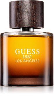 Guess 1981 Los Angeles Eau de Toilette pentru bărbați