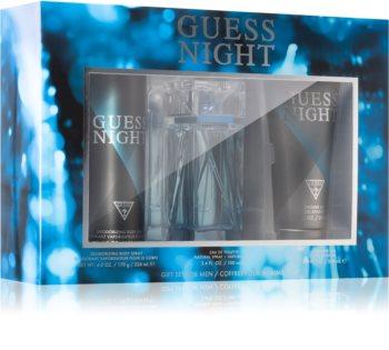 Guess Night zestaw upominkowy V. dla mężczyzn