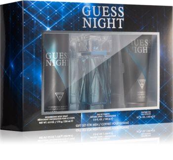 Guess Night Lahjasetti I. Miehille