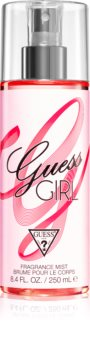 Guess Girl telový sprej pre ženy