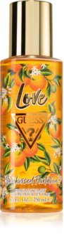 Guess Love Sunkissed Flirtation Deodorant and Bodyspray for Women