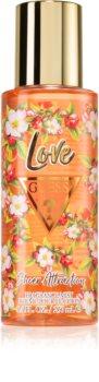 Guess Love Sheer Attraction desodorizante corporal em spray para mulheres