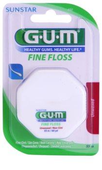 G.U.M Fine Floss fogselyem