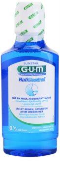 G.U.M HaliControl płyn do płukania jamy ustnej przeciw nieświeżemu oddechowi