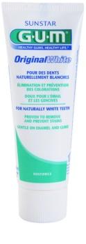 G.U.M Original White dentífrico branqueador