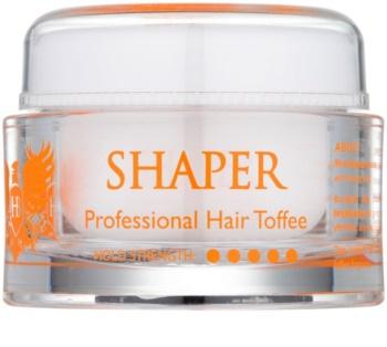 Hairbond Shaper pasta de styling para cabello con aroma de caramelo