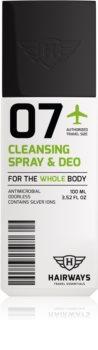 Hairways Travel Essentials Deodorant and Bodyspray