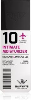 Hairways Travel Essentials gel de massage pour les parties intimes