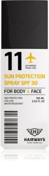 Hairways Travel Essentials spray abbronzante SPF 30