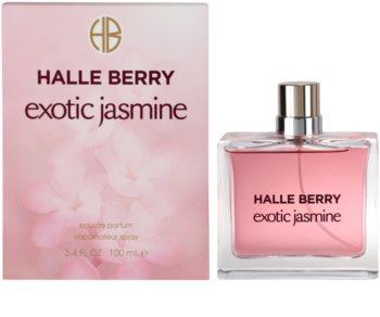 Halle Berry Exotic Jasmine Eau de Parfum para mulheres 100 ml