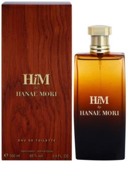 Hanae Mori HiM Eau de Toilette pentru bărbați