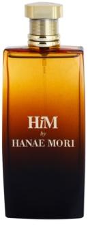 Hanae Mori HiM Eau de Toilette voor Mannen