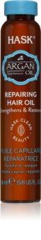 HASK Argan Oil ulei pentru regenerare pentru par deteriorat