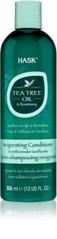 HASK Tea Tree Oil & Rosemary osvěžující kondicionér pro suchou a svědící pokožku hlavy
