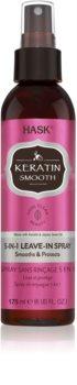 HASK Keratin Protein leöblítést nem igénylő spray töredezés ellen