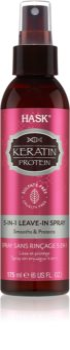 HASK Keratin Protein спрей без отмиване против цъфтене