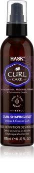 HASK Curl Care tvarující gel pro vlnité a kudrnaté vlasy