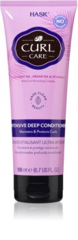 HASK Curl Care Intensive Regenerating Conditioner For Wavy And Curly Hair