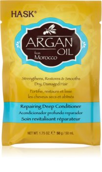 HASK Argan Oil Deeply Regenerating Conditioner for Dry and Damaged Hair