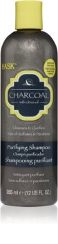 HASK Charcoal with Citrus Oil Purifying Shampoo For Scalp Regeneration