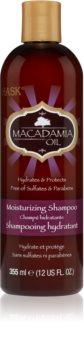 HASK Macadamia Oil hydratační šampon pro suché vlasy
