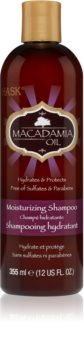 HASK Macadamia Oil Moisturizing Shampoo For Dry Hair