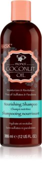 HASK Monoi Coconut Oil грижовен шампоан за блясък и мекота на косата