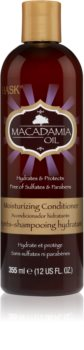 HASK Macadamia Oil Hydraterende Conditioner  voor Droog Haar