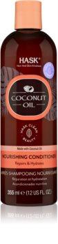 HASK Monoi Coconut Oil der nährende Conditioner für glänzendes und geschmeidiges Haar