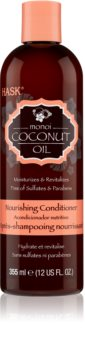 HASK Monoi Coconut Oil Nourishing Conditioner for Shiny and Soft Hair