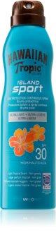 Hawaiian Tropic Island Sport napozó spray SPF 30