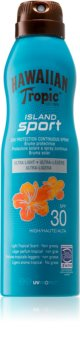 Hawaiian Tropic Island Sport spray abbronzante SPF 30