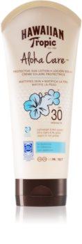 Hawaiian Tropic Aloha Care crème solaire SPF 30