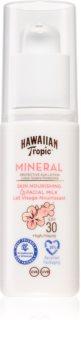 Hawaiian Tropic Milk Face Lotion lait solaire visage SPF 30