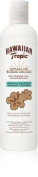 Hawaiian Tropic Self Tanning  Everyday Gradual Tan leite autobronzeador