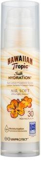 Hawaiian Tropic Silk Hydration Air Soft loțiune pentru plaja  SPF 30